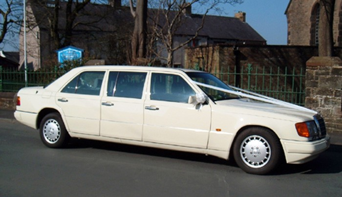 Mercedes Wedding And Funeral Limo For Sale Uk
