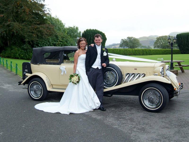 Wedding Cars Cumbria Prices